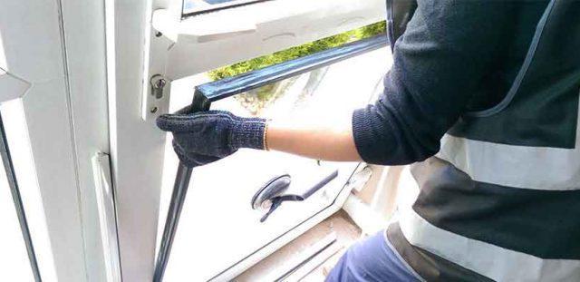 Замена стеклопакетов в окнах в Москве